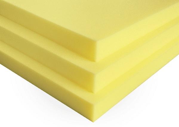 10. Pabrik Busa Kuning Polyurethane Foam Untuk Sofa Karpet
